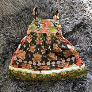 Matilda Jane knot dress with apron